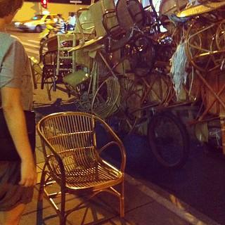 #shanghai chair shopping.