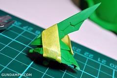1-100 Kshatriya Neograde Version Colored Cast Resin Kit Straight Build Review (36)