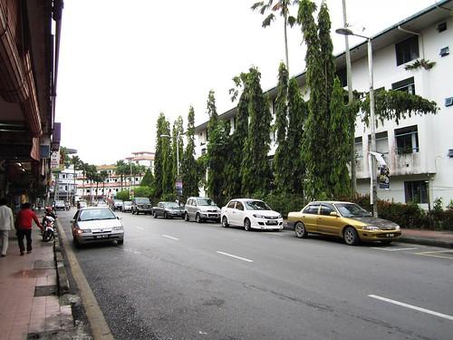 Jalan Morshidi Sidek Sibu