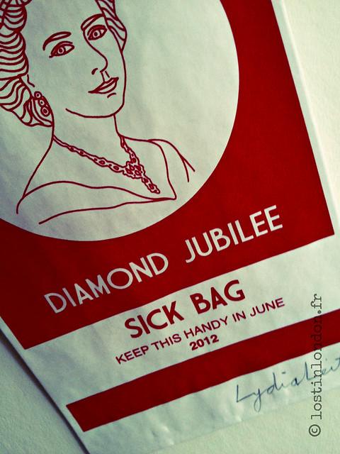 lydia leith sick bag