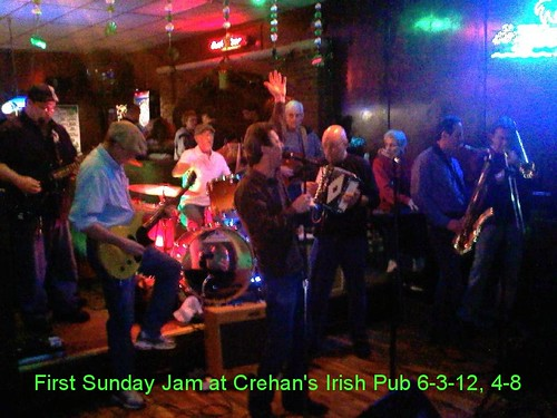 First Sunday Jam 6-3-12