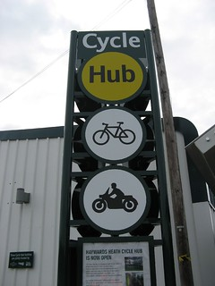 12. Haywards Heath Cycle Hub