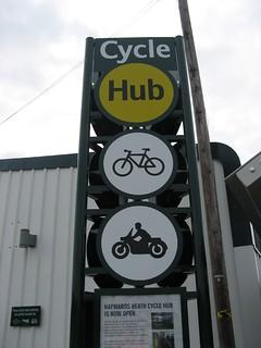 12. Haywards Heath Cycle Hub