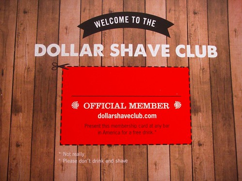 Welcome Dollar Shave