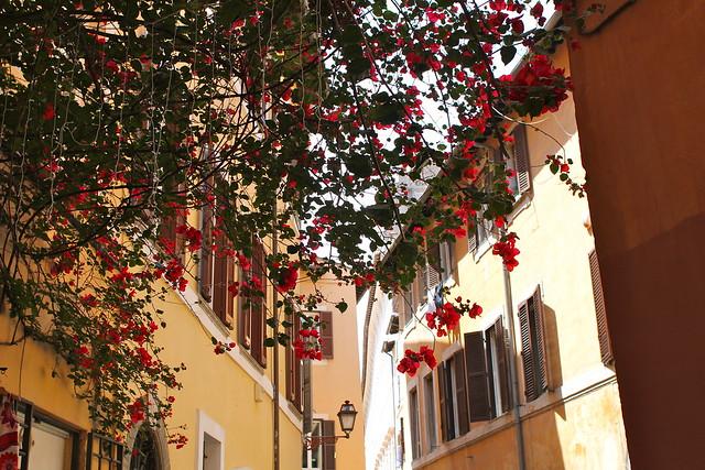 Sidestreet in Rome