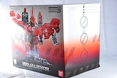 Formania Sazabi Bust Display Figure Unboxing Review Photos (3)