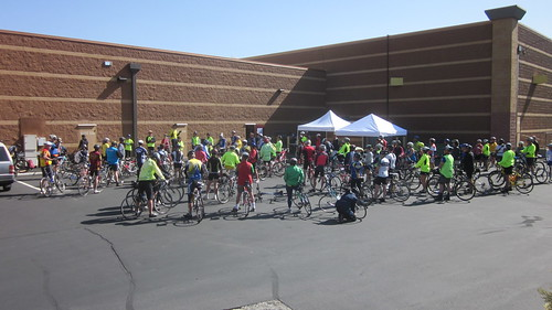 Tour of Carson City 2012