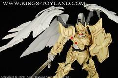 MG Knight Gundam Full Armor Mode Resin Conversion Kit (10)