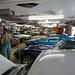 The main garage