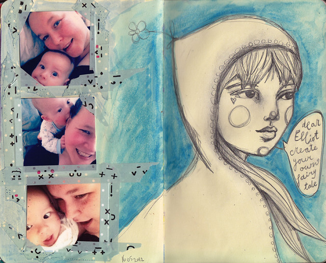 Dylan & Elliot Art Journal - p9