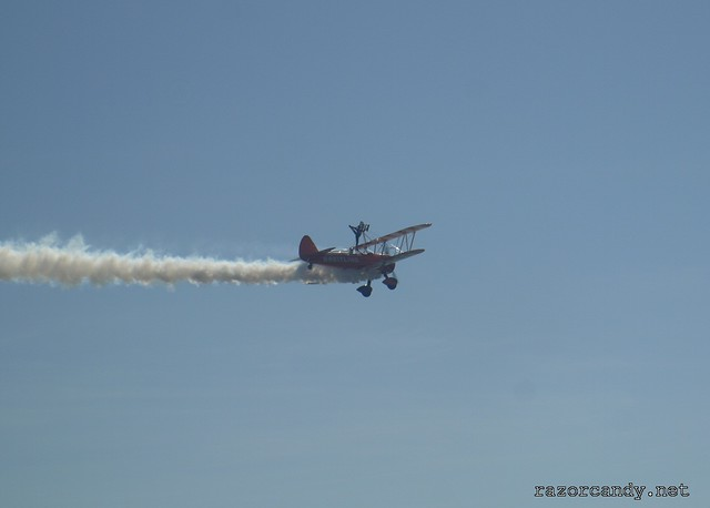 Wingwalkers - Southend Air Show - Sunday, 27th May, 2012 (19)