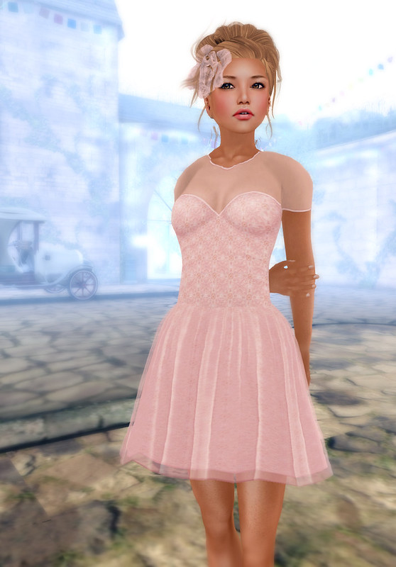 Anne Dress (for CHIC² )