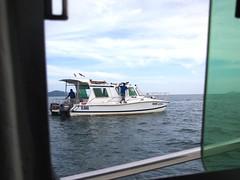 Boat to Rawa Island