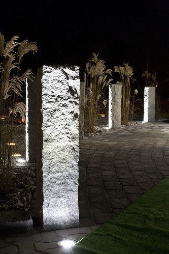 Designlight Garden neutralvit LED by ELDIREKT.se