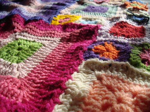 babette Blanket - WIP
