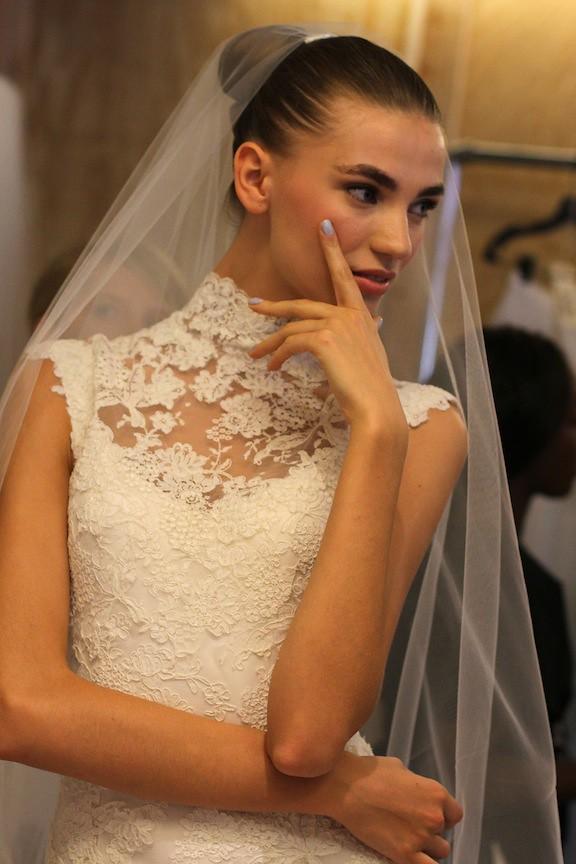 Oscar de la Renta Bridal 2013 63