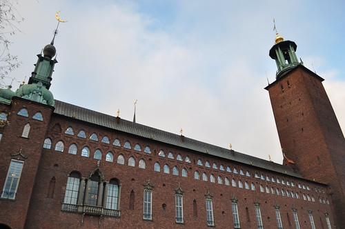2011.11.11.313 - STOCKHOLM - Stadshusparken - Stockholms stadshus