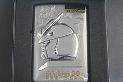 Mobile Suit Gundam 30th Anniversary Version Lighter (2)