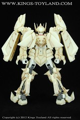 MG Versal Knight Gundam Resin Conversion Kit (11)