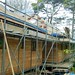 Weatherboarding - Brockwood Park School Pavilions Project