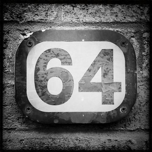 64 by Darrin Nightingale