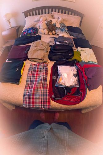 Roadtrip Packing by Surelocke