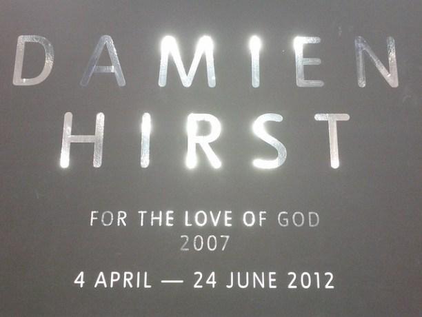 Damien Hirst at Tate Modern