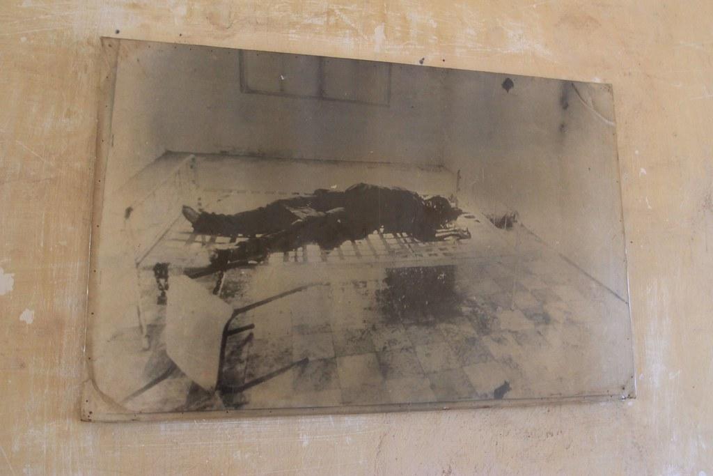Tuol Sleng Genocide Museum - Phnom Penh, Cambodia