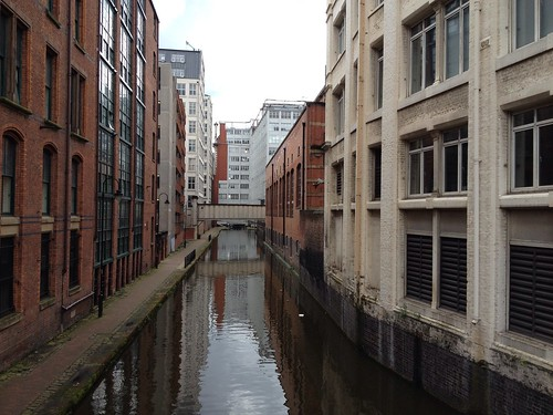 Tony Wilson once called Manchester the Venice of the North