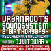 Urban Roots Sound System bbash 2012 @ Spazio Aurora Rozzano