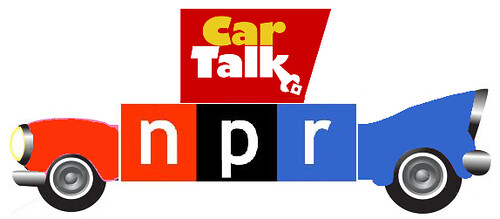 Car Talk Will B Towed to the Junkyard