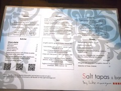 Salt Tapas & Bar by Luke Mangan, Raffles City Shopping Centre