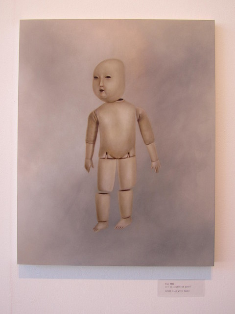 'Eve' by Lya Nagado