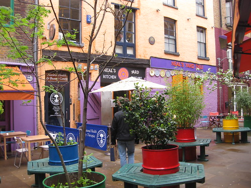 Neal's Yard, Londres