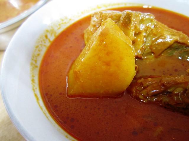 Sri Pelita chicken curry