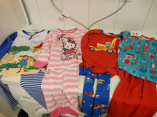 Avas nya pyjamasar