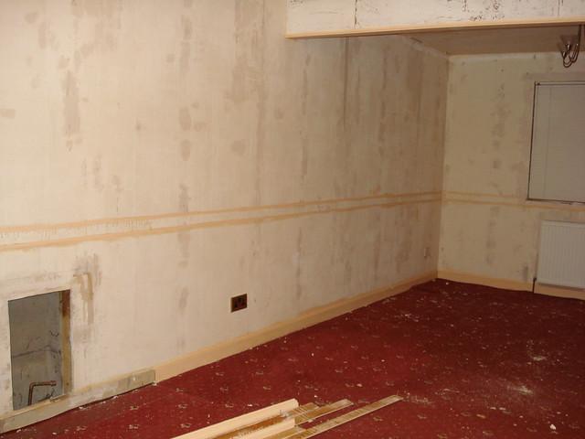 Living room 003 - Living room stripped