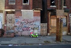 Camden NJ street scene