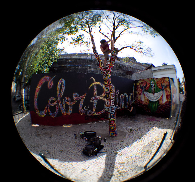 Lisbon Street Art & Artists