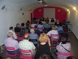 Presentación de 'A gollada d´'o bosque' en Zaragoza