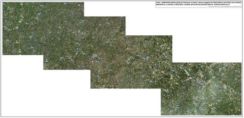 ITALIA - EMERGENZA EMILIA (Parte 2): Terremoto in Emilia, I danni maggiori fra FINALE EMILIA, SAN FELICE SUL PANARO, MIRANDOLA / CAVEZZO, e REGGIOLO / GORNA (29/05/2012) [GOOGLE MAPS &  GOOGLE EARTH 2011]. by Martin G. Conde