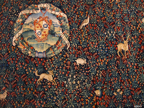 Giovio tapestry VA