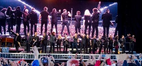 E Street Band en San Sebastián