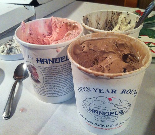Handel's Ice Cream from Youngstown, OH