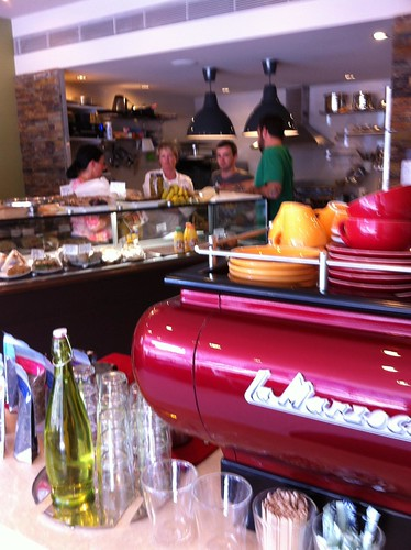 green's olive cafe, ultimo