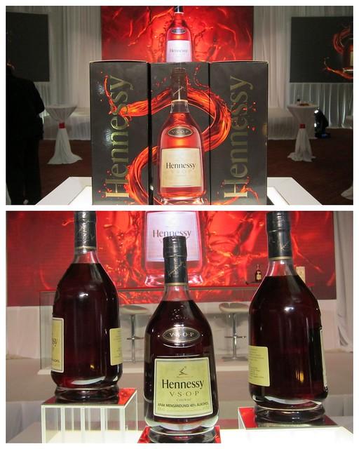 Hennesy VSOP New Bottle