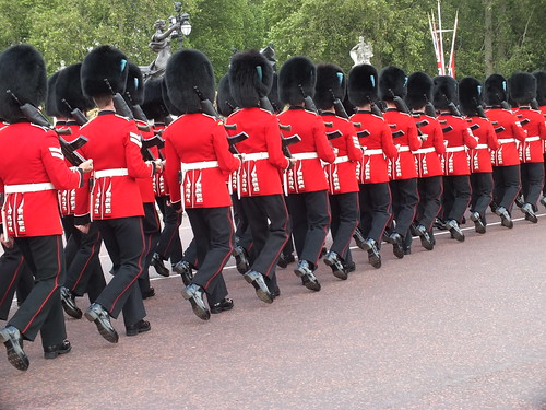 Queens Trooping the colour 2012