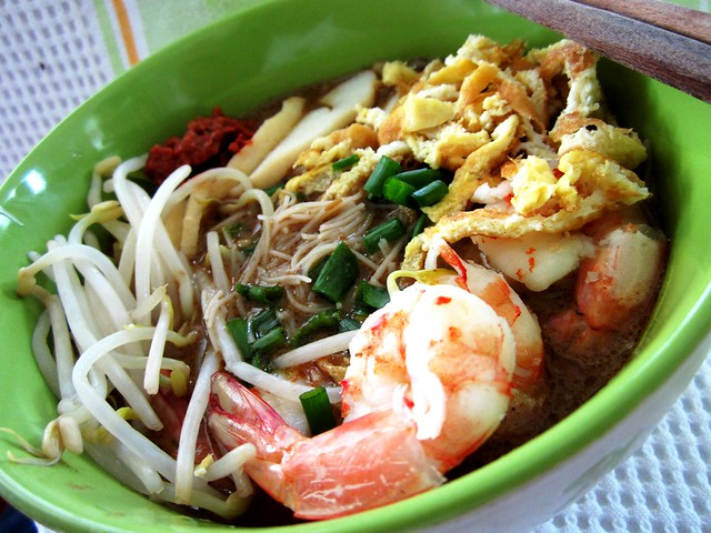 STP's Sarawak laksa 1