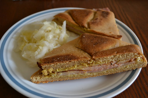 pseudo cuban sandwich