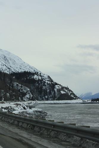 Road Alaska